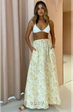 Sir The Label Clementine Maxi Skirt Size 1 BNWT