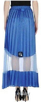 Spectacular New $895 Jean Paul Gaultier Skirt With Sheer Panel