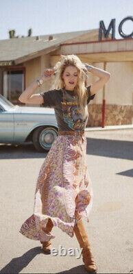 Spell And The Gypsy Collective Boho Blossom Skirt EUC XS
