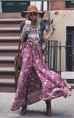 Spell And The Gypsy Collective Folktown Maxi Skirt. L. NWOT