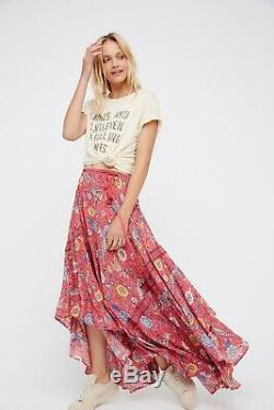 Spell And The Gypsy Collective Lovebird Half Moon Skirt Size S