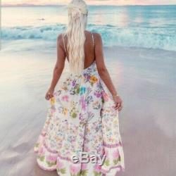 Spell And The Gypsy Designs Wild Bloom Maxi Skirt Xs