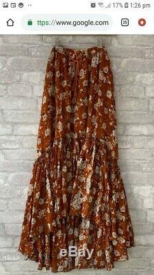 Spell And The Gypsy Gypsy Dancer Castaway Skirt S