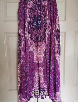 Spell And The Gypsy Kiss The Sky Violet Set XS