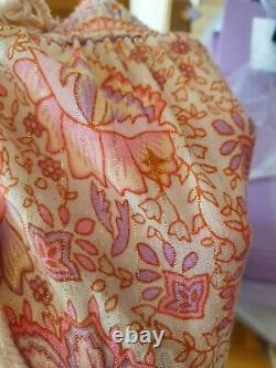 Spell And The Gypsy Poinciana Skirt Xs