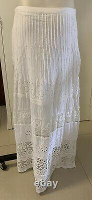 Spell And The Gypsy Size M Sahara Maxi Split Skirt