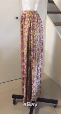 Spell And The Gypsy Size Xs Boho Blossom Split Maxi Skirt