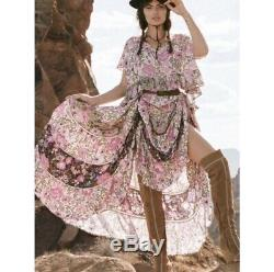 Spell Designs Desert Daisy Maxi Skirt NWT SZ Small