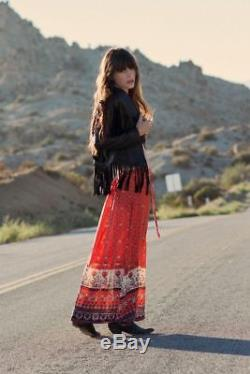 Spell Designs Desert Wanderer Maxi Skirt Size 10