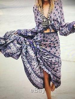 Spell Designs Kombi maxi skirt XL