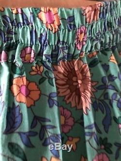 Spell Designs Turquoise Folktown Maxi Skirt S Spell And The Gypsy