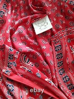 Spell Gypsiana Bandana Maxi Skirt Size M