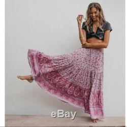 Spell Gypsy Jasmine Maxi Skirt Size Small NWOT
