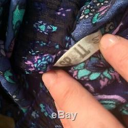 Spell & The Gypsy Collective Designs Kiss The Sky Buttonfront Maxi Skirt M