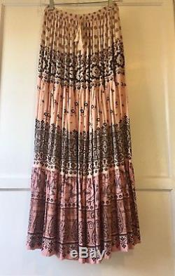 Spell & The Gypsy Collective Lionheart Maxi Skirt Size Small NEW, Sold Out
