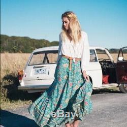 Spell & The Gypsy Folktown Maxi Skirt S