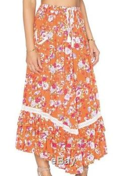 Spell and The Gypsy Collective Revolver Kerchief Maxi Skirt Spell Designs S