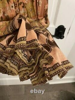 Spell and the Gypsy Buttercup Maxi Skirt L NWOT