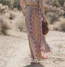 Spell and the Gypsy Collective Boho Blossom Skirt size S Spell Designs RARE