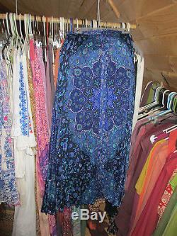 Spell and the Gypsy Collective Designs Kiss the Sky maxi skirt NWT size L