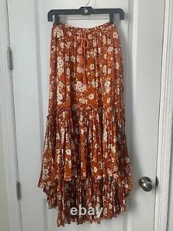 Spell and the Gypsy Collective Gypsy Dancer Skirt Maple Size Small