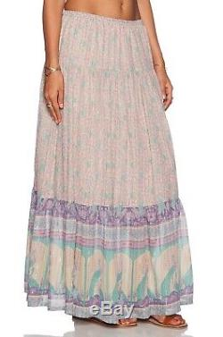 Spell and the Gypsy Collective Xanadu Maxi Skirt EUC XS Rare HTF Spell Designs