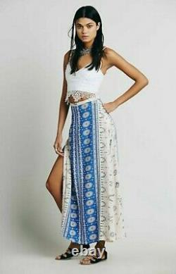 Spell and the Gypsy / Coyote Maxi Skirt Size Small Boho Beach Festival