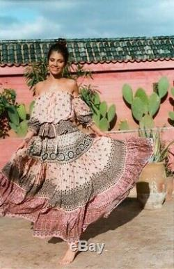 Spell and the Gypsy Lionheart Maxi Skirt Sundown, As new