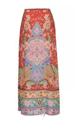 Spell and the gypsy collective LOTUS maxi skirt small