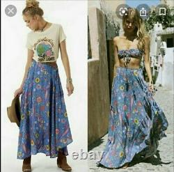 Spell and the gypsy collective Lovebird Maxi Skirt S Rare Unicorn