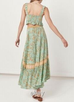 Spell and the gypsy collective Maisie crop top Size S +Maisie Skirt Size M Set