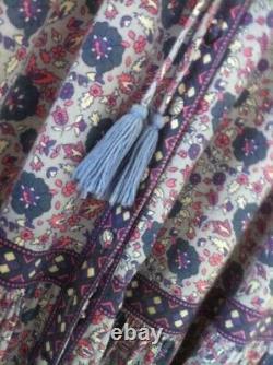 Spell designs Lavender KOMBI Maxi skirt M