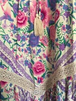 Spell & the Gypsy Collective Babushka Scarf Skirt (Small)