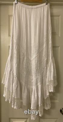 Spell & the Gypsy Collective Designs Boho Bella Skirt Sz M