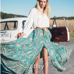Spell & the Gypsy Folktown Maxi Skirt, S
