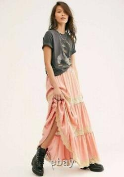 Spell & the Gypsy X Free People Ocean Maxi Skirt XS