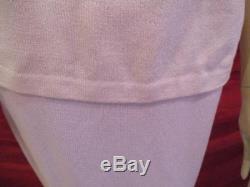 St John multi sparkle jacket + pink Evening maxi skirt/FREE SJ shell/ L, XL & 12