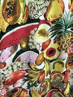 Stunning 100% Silk Skirt By Easton Pearson Take Away