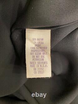 Vintage Betsy Johnson Evening Dress Bodice Top Long Chiffon 3 Layer Skirt