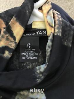 Vintage Vivienne Tam NWOT T-Shirt/Tank Top & Maxi Skirt Size 0 Perfect Condition