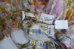Zimmermann NEW Super Eight Outfit Long Maxi Skirt & Shirt Size 0 Uk 6 Rrp £1690