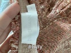Zimmermann Primrose Crinkle Skirt Size 1